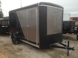 2020 Continental Cargo OSTW610SA Enclosed Cargo Trailer