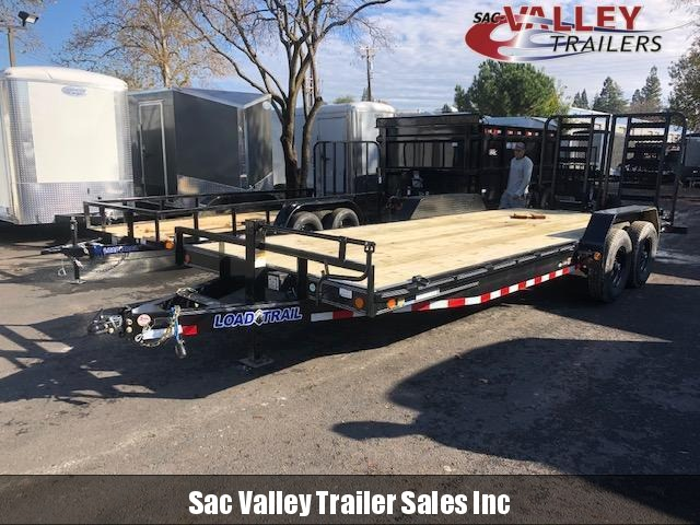 2019 Load Trail CH8322072 Equipment Trailer