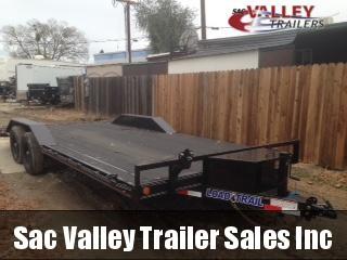2020 Load Trail CH0220052 Equipment Trailer