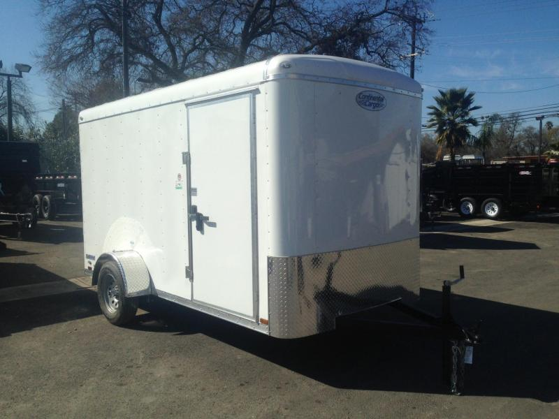 2021Continental Cargo Enclosed Trailer