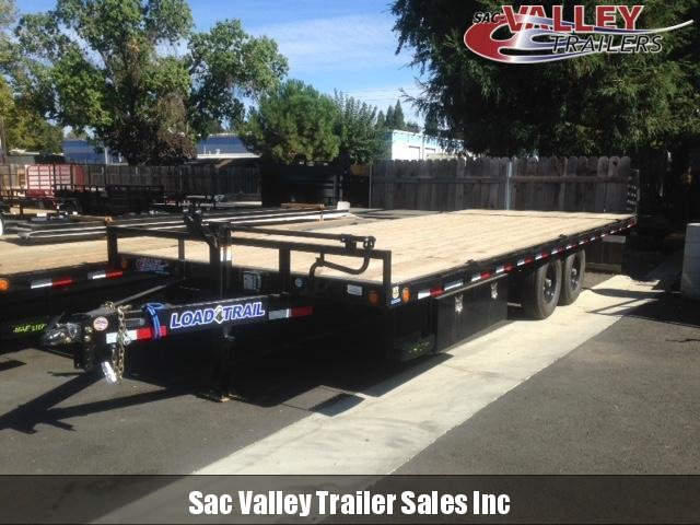 2020 Load Trail DK0220072 Equipment Trailer