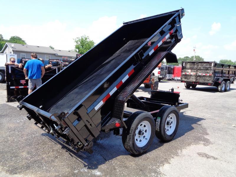 2020 PJ Trailers 10' 60 in. Utility Dump Trailer (D5)