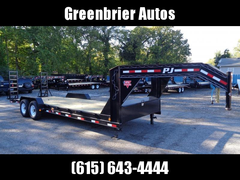 2020 PJ Trailers 24 x 6 in. Channel Equipment (CC) Equipment Trailer