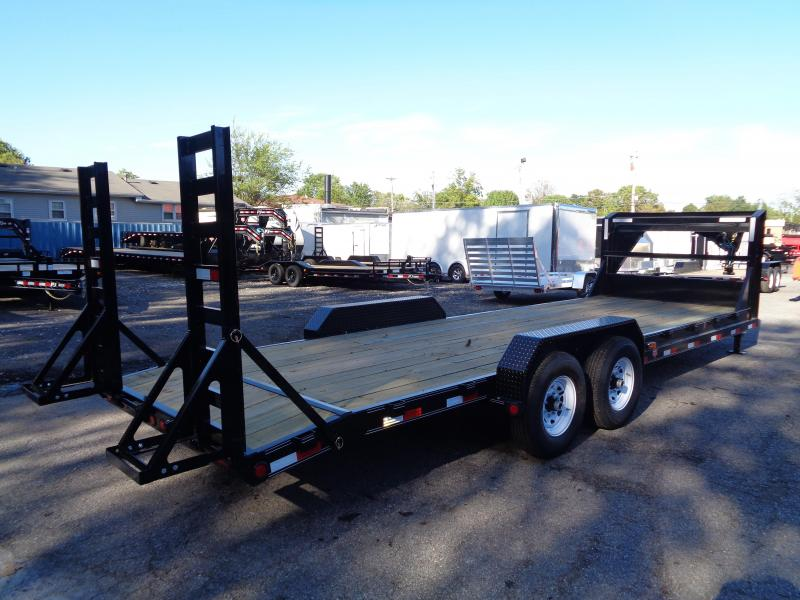 2020 PJ Trailers 24 x 6 in. Channel Equipment (CC) Equipment Trailer