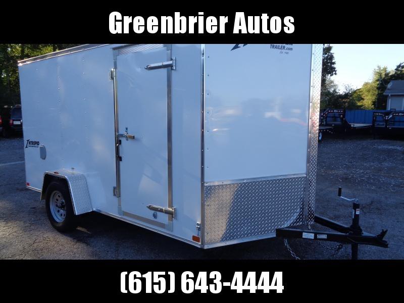 2020 Homesteader Intrepid 7 x 12 x 6 Enclosed Cargo Trailer