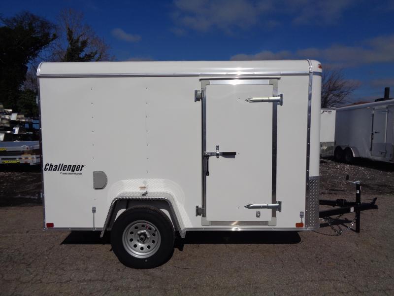 "2020 Homesteader Challenger 6' x 10' x 6'2"" Enclosed Cargo Trailer"