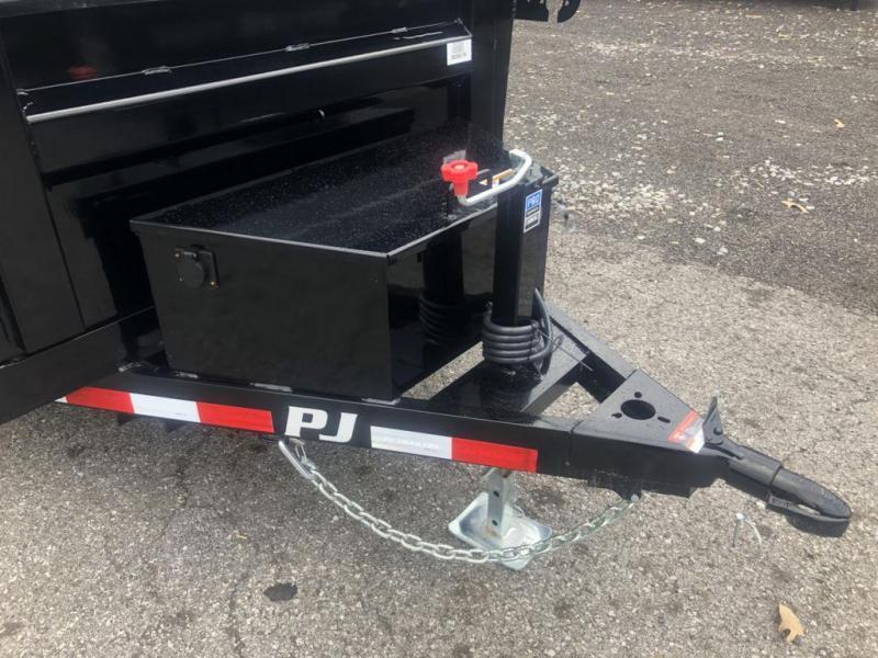 "2020 PJ Trailers 10' x 60"" Utility Dump (D5)"