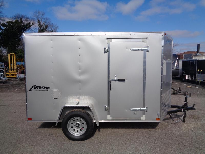 2020 Homesteader Intrepid 6' x 10' x 6' Enclosed Cargo Trailer