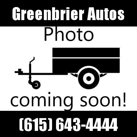 2020 Aluma 6310-TG Utility Trailer