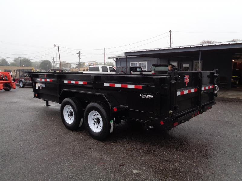 2020 PJ Trailers 16 x 83 in. Low Pro Dump (DL) Dump Trailer