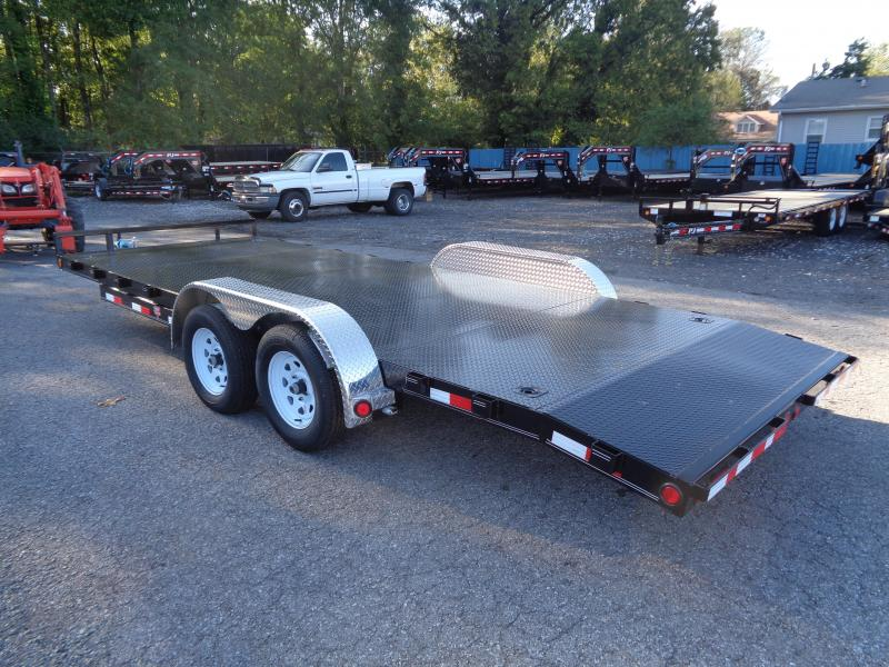 2020 PJ Trailers 20 x 5 in. Channel Carhauler (C5) Car / Racing Trailer
