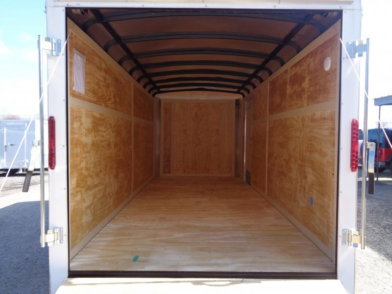 "2020 Homesteader Challenger 7' x 16' x 6'8"" Enclosed Cargo Trailer"