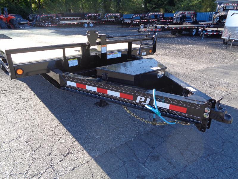 2020 PJ Trailers 22' Deckover Tilt (T8)
