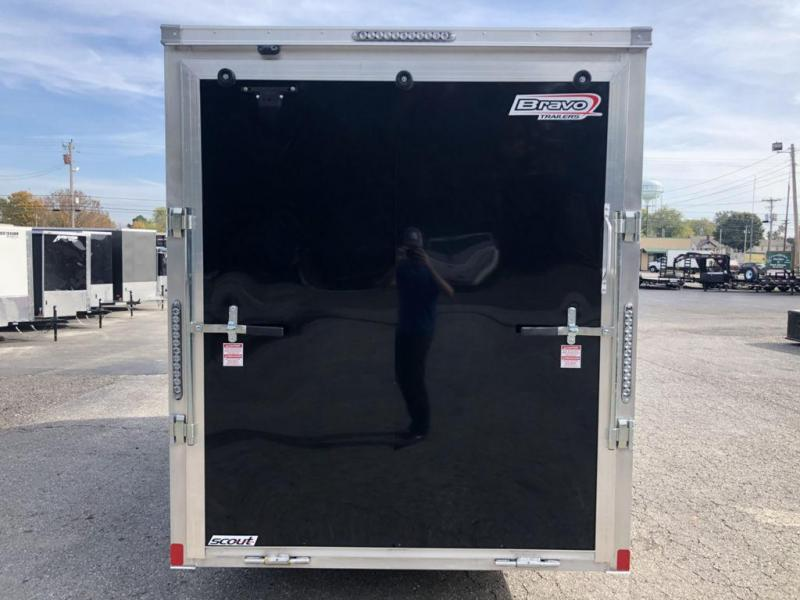 2019 Bravo Trailers Scout 6x12 w/ Ramp Door