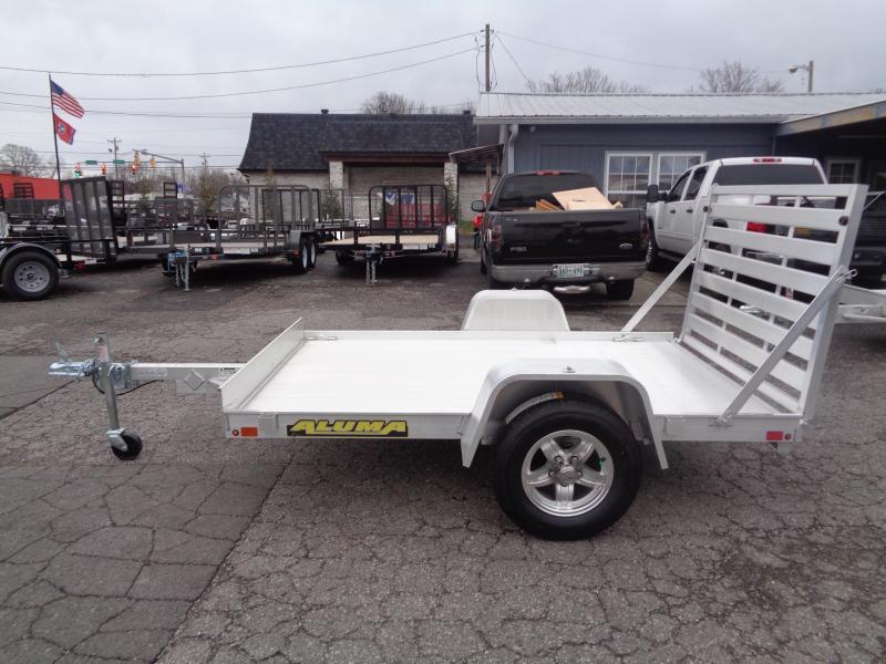 2020 Aluma 638-TG Utility Trailer
