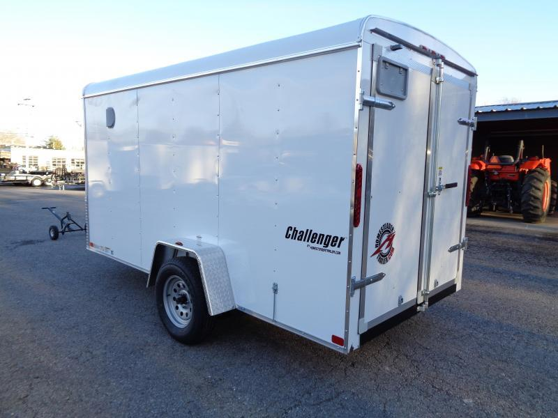 2020 Homesteader Challenger 6' x 12' Enclosed Cargo Trailer