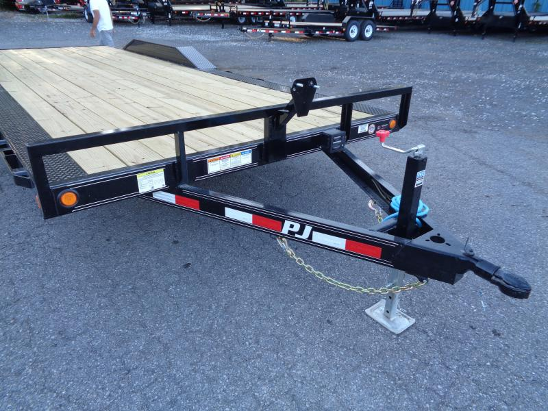 2020 PJ Trailers 22 x 5 in. Channel Buggy Hauler (B5) Car / Racing Trailer