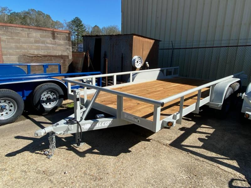 2020 Falcon 16x06.10 Super Duty Utility Trailer