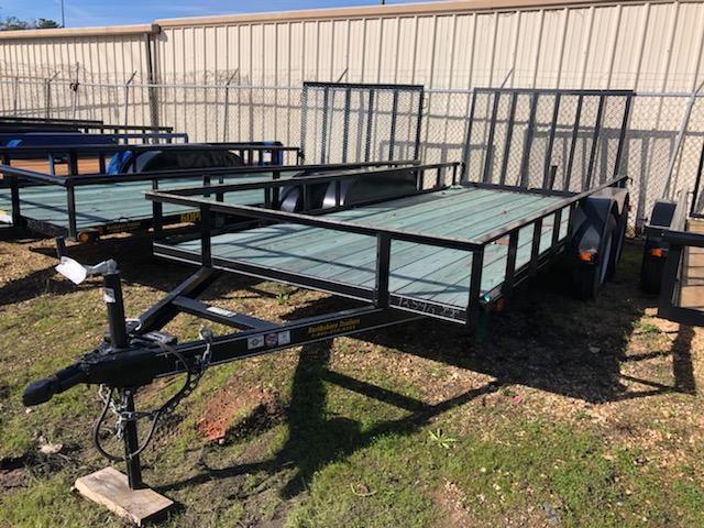 2019 Carry-On 16x06.04 GW1BRK Utility Trailer