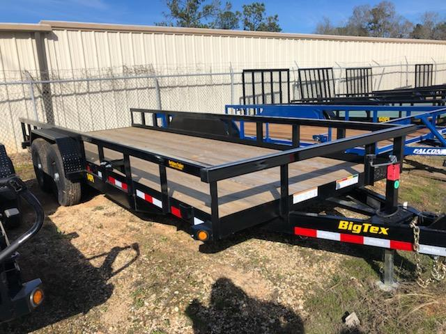 2020 Big Tex Trailers 20x6.10 Utility Trailer