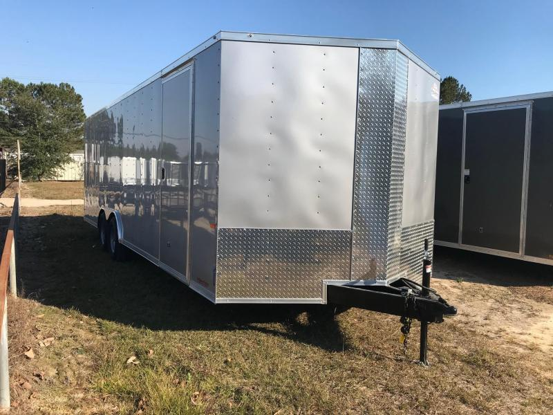 2020 Rock Solid Cargo 8.5x24 TA VN Enclosed Cargo Trailer