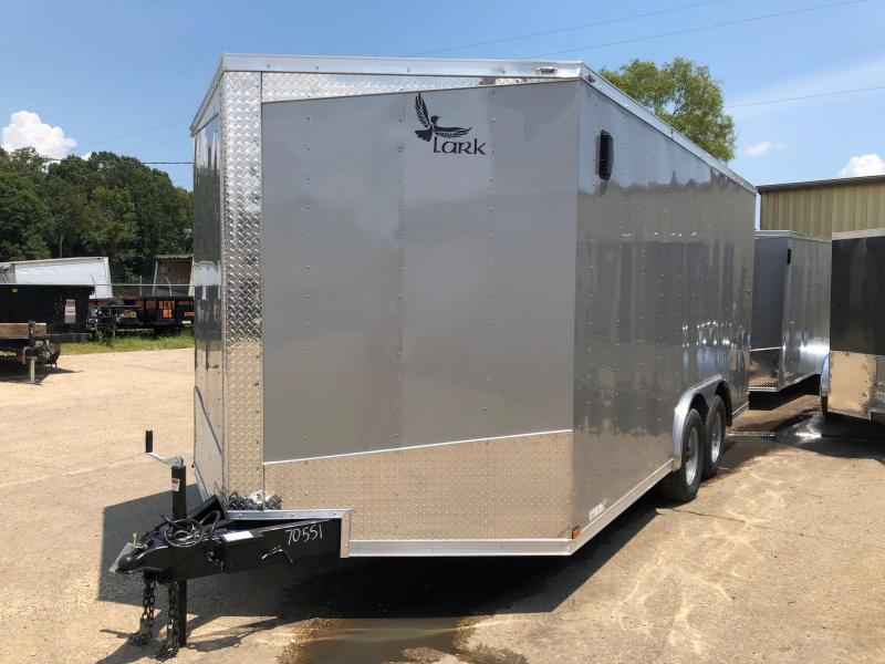 2020 Lark 16x08.05 TA Enclosed Cargo Trailer