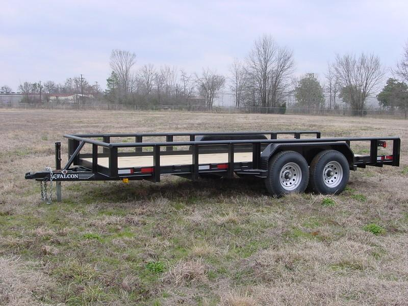 2020 Falcon SD II Utility Trailer