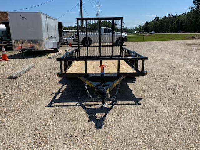 2020 Big Tex Trailers 08x05 30SA Utility Trailer