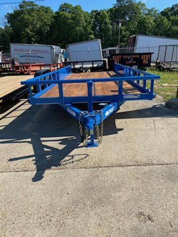 2020 Falcon 20x6.10 SD II Utility Trailer