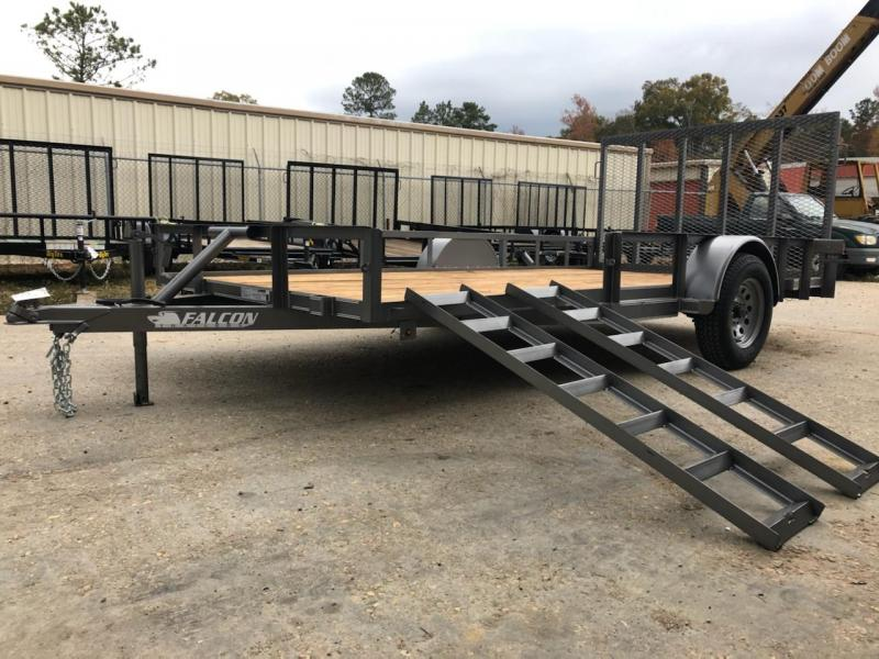 2020 Falcon ATV Utility Trailer
