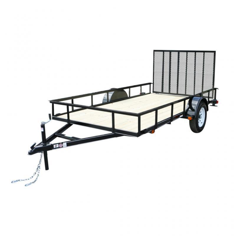 2020 Carry-On 6.4X12GW Utility Trailer