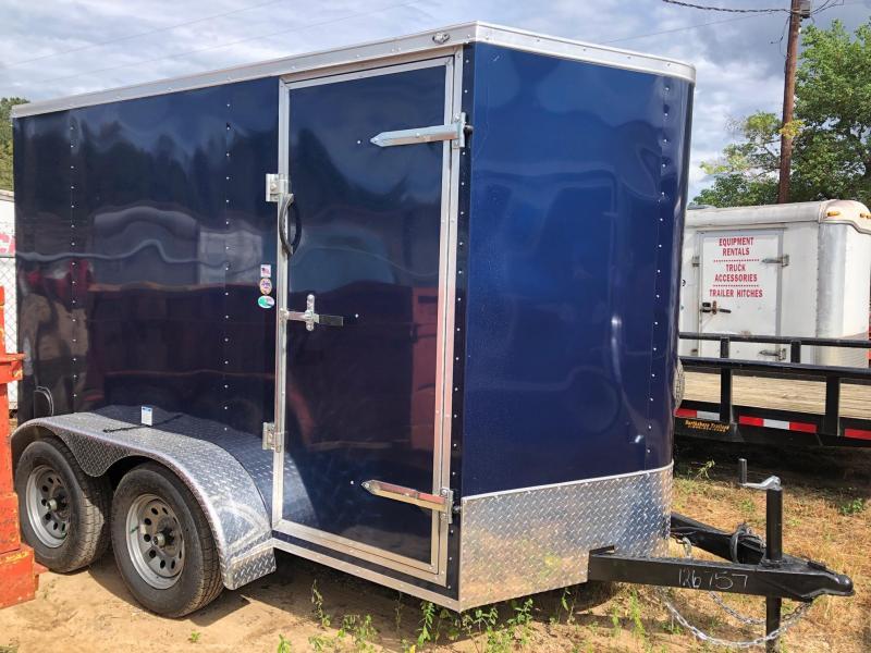 2020 Continental Cargo 10x06 Tandem axle Enclosed Cargo Trailer