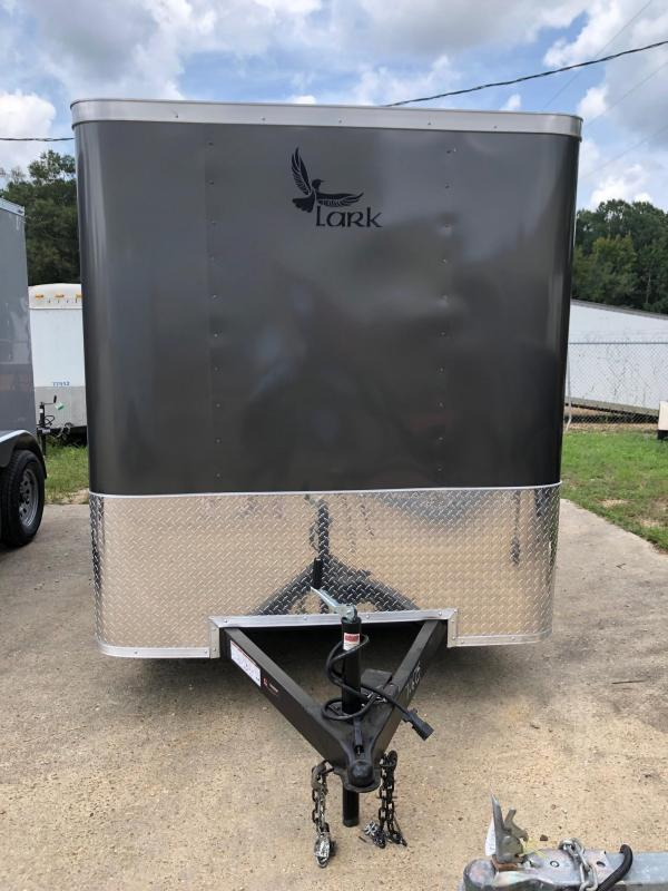 2020 Lark 12x06 TA Enclosed Cargo Trailer