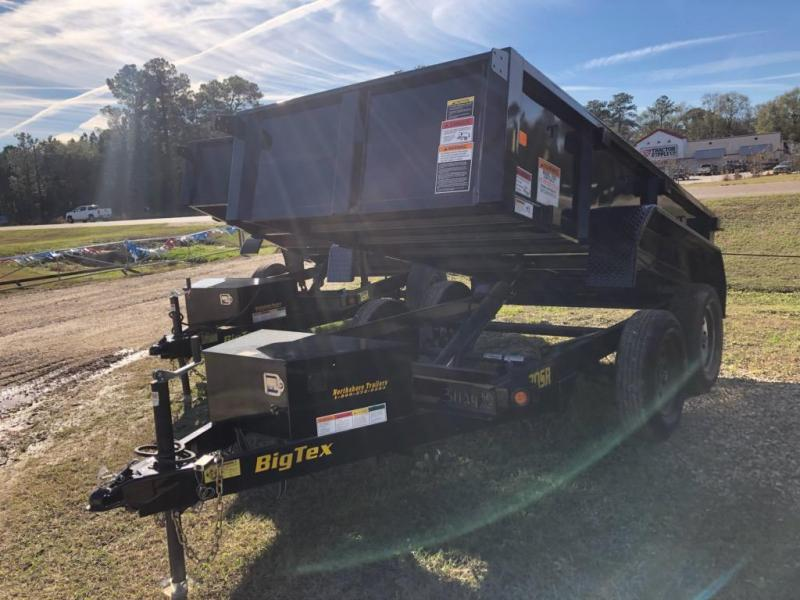 2018 Big Tex Trailers 08x05 50SR Dump Trailer