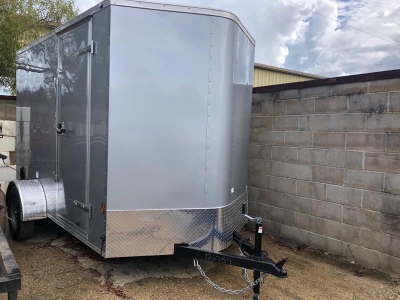 2020 Continental Cargo 10x06 single axle Enclosed Cargo Trailer