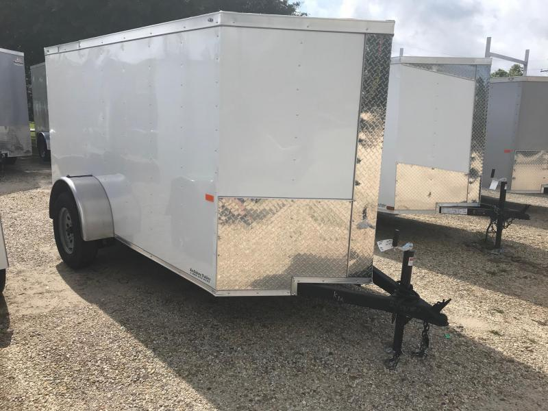 2020 Rock Solid Cargo 5x10 SA VN Enclosed Cargo Trailer
