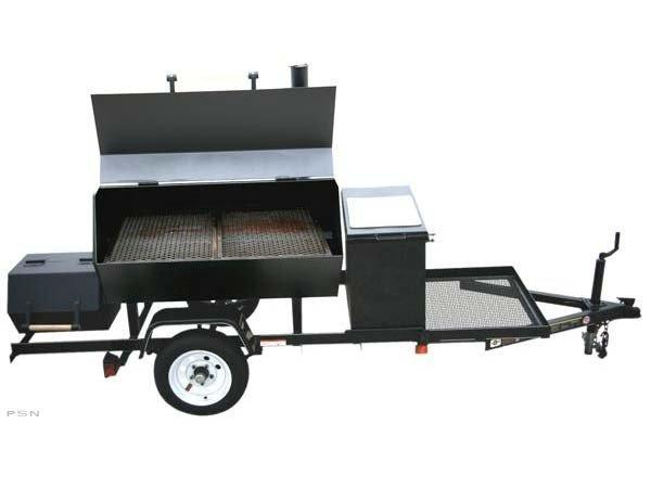 2018 Carry-On 3x4 GT GRILL TRAILER