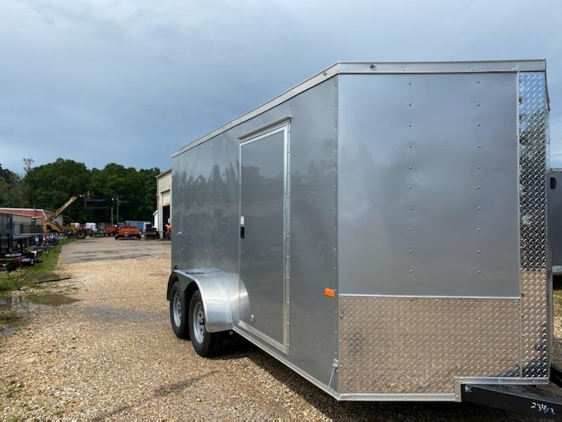 2020 Rock Solid Cargo 14x07 TA Enclosed Cargo Trailer
