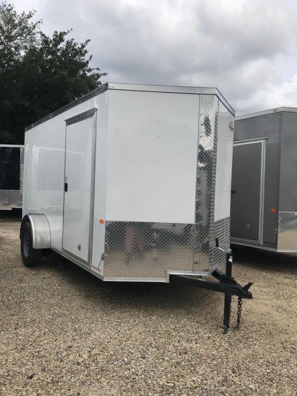 2020 Rock Solid Cargo 6x12 SA VN Enclosed Cargo Trailer