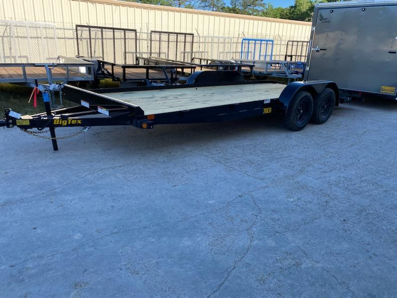 2020 Big Tex Trailers 20x6.10 70CH Car / Racing Trailer
