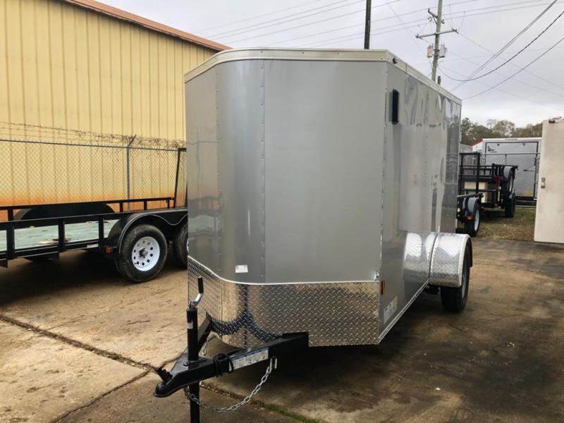 2020 Continental Cargo 5x10 Enclosed Cargo Trailer