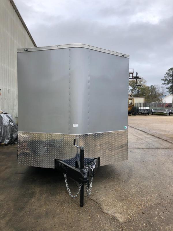 2020 Continental Cargo 7x18 Utility Trailer