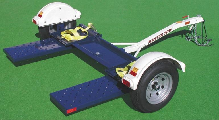 2020 Master Tow Model 77TEB Tow Dolly (electric brakes)