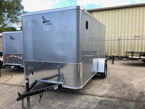 2020 Lark 12x06 SA Enclosed Cargo Trailer