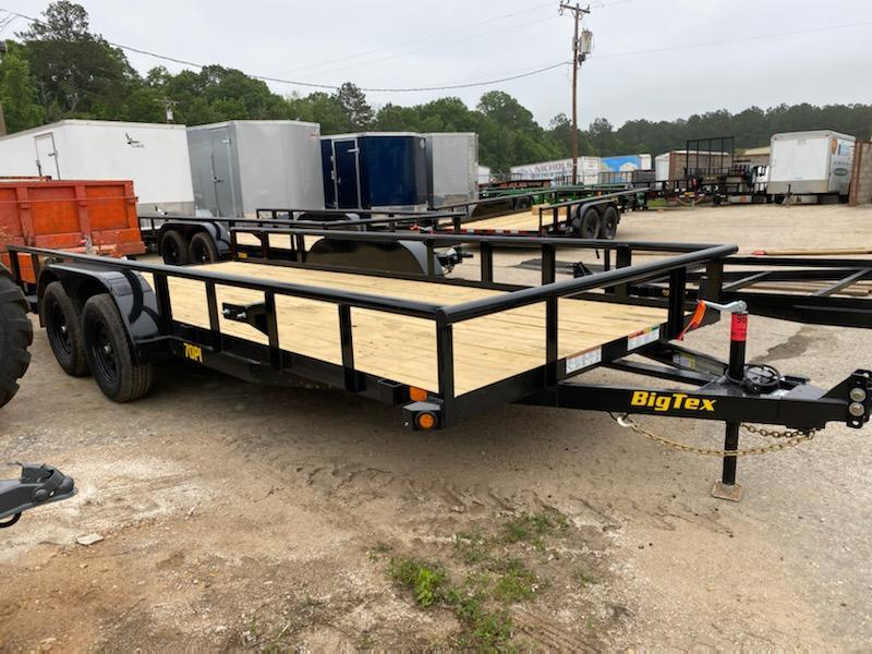 2020 Big Tex Trailers 18x6.10 70PI Utility Trailer