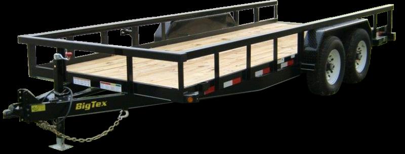 2020 6.10x20 Big Tex Trailers 14PI-20 Equipment Trailer