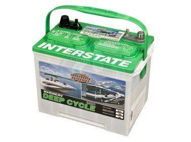 Interstate Deep Cycle Marine Battery >> Interstate Deep Cycle Marine Battery Northshore Trailers