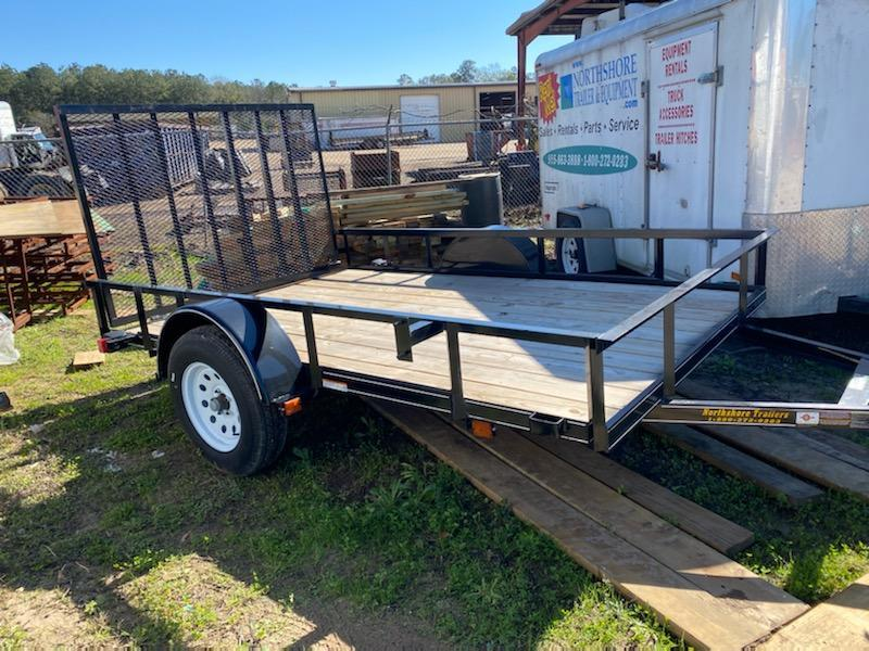 2019 Carry-On 10x06.04 GW Utility Trailer