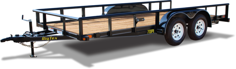 2020 6.10x16 Big Tex Trailers