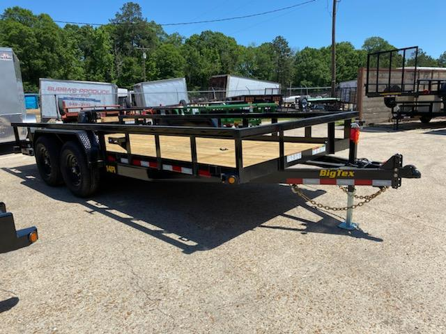 2020 Big Tex Trailers 18x6.10 14PI Utility Trailer